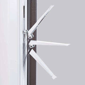 The Ultimate Flip Lever French Door Astragal.