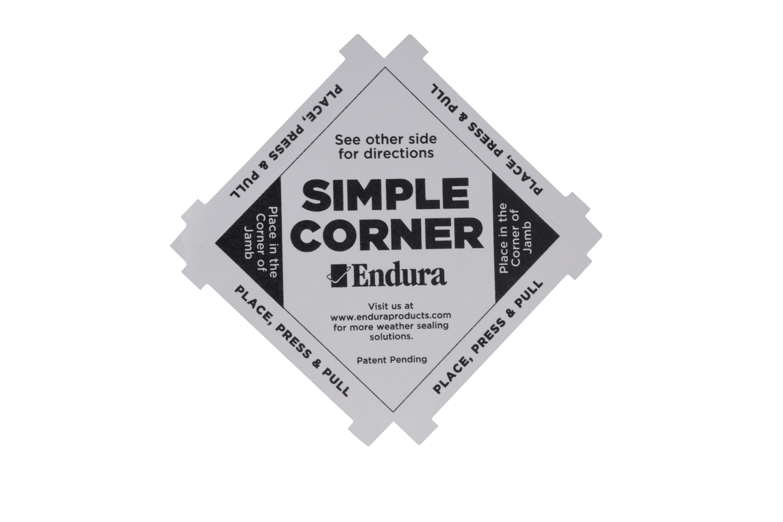 The Simple Corner Life Long Foam