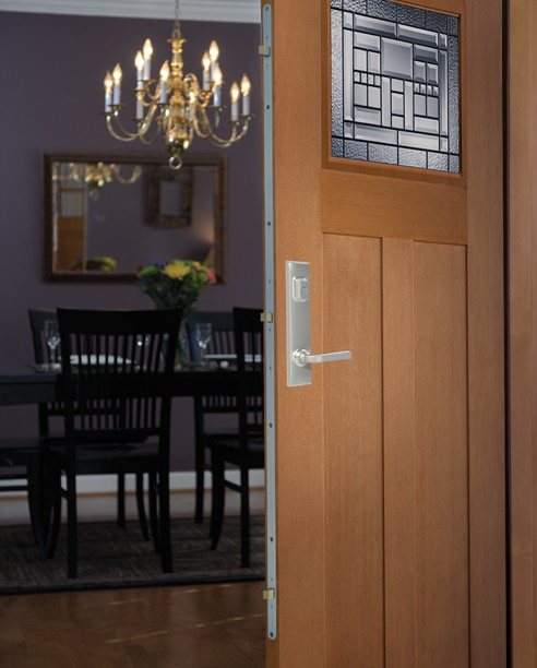 Beautiful Exterior Door Powered By Endura