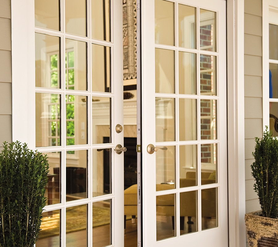Exterior Door Components French Door Astragal