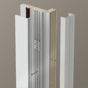fusion frame composite door frame breakdown